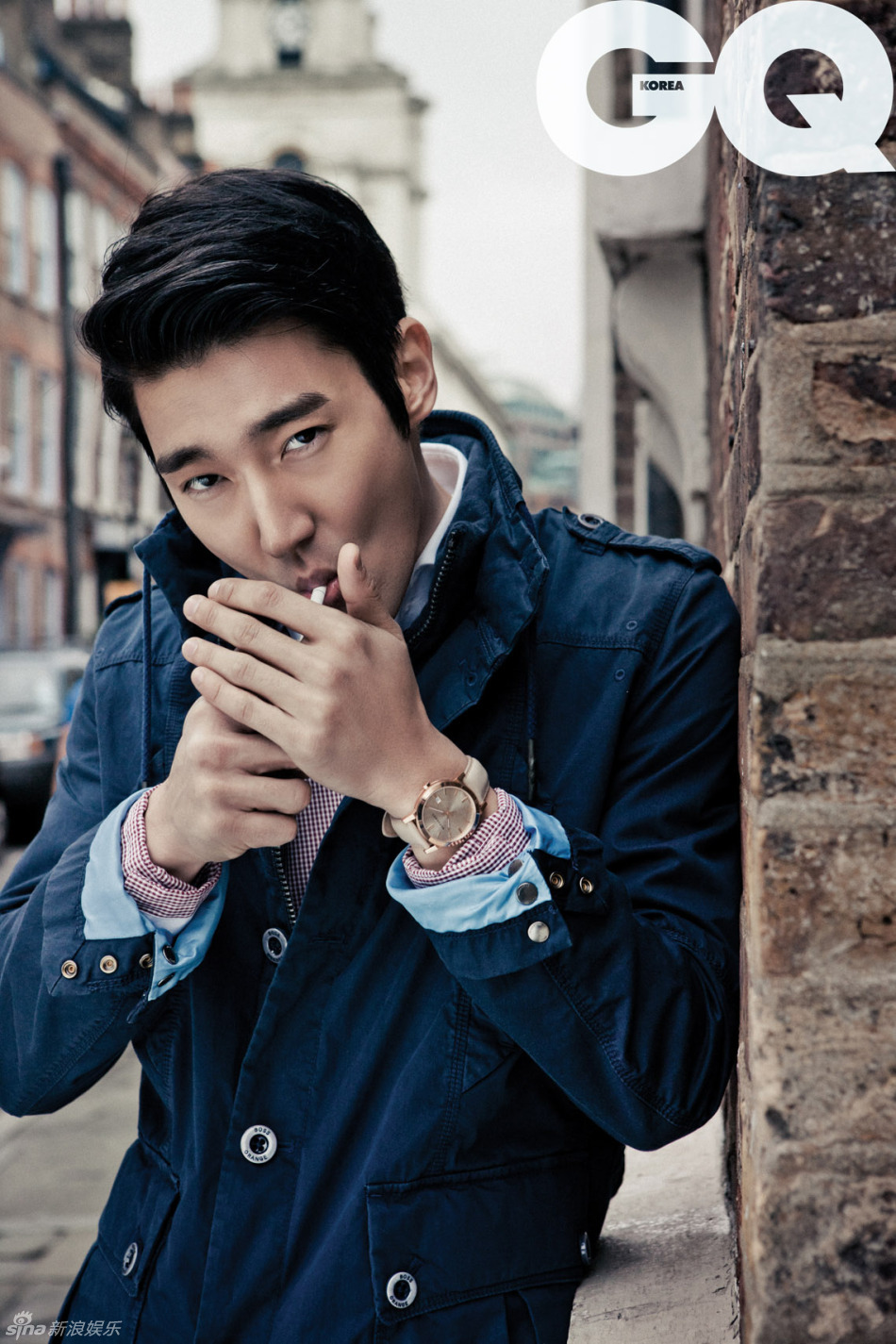 nata-lina: Choi Siwon in 'GQ' magazine for March 2012