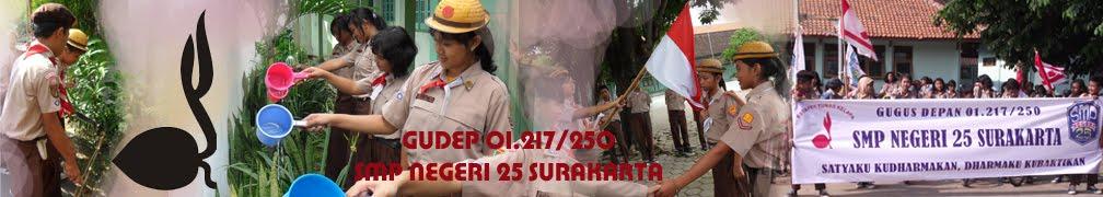 Gudep SMP 25 Surakarta
