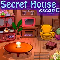 Secret house escape walkthrough for Secret escape games