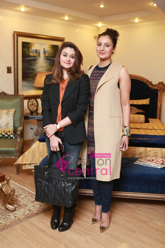 Launching of Lifestyle Courture By Asifa & Nabeel