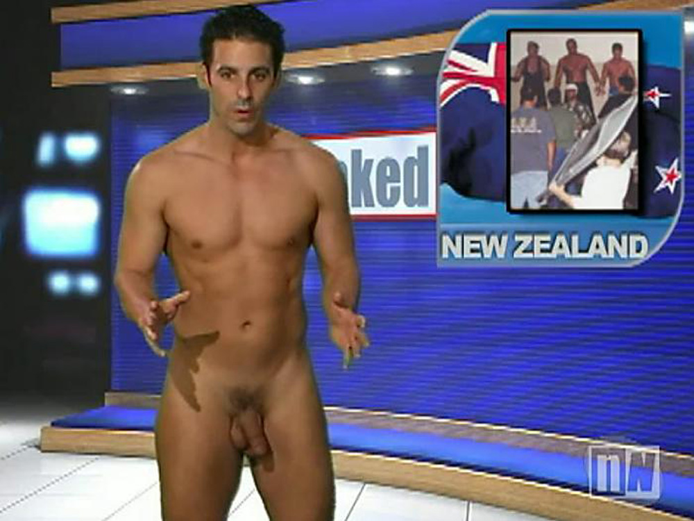 italian naked news anchors