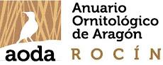 ASOCIACIÓN ANUARIO ORNITOLÓGICO DE ARAGÓN-ROCÍN