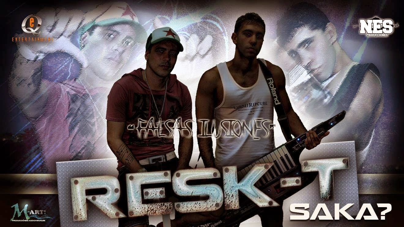 Resk-T - Falsas Ilusiones - (Septiembre 2014)