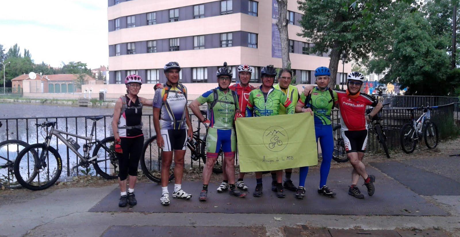 Los 300 Km del Canal de Castilla.Valladolid - Alar del Rey. Primera parte