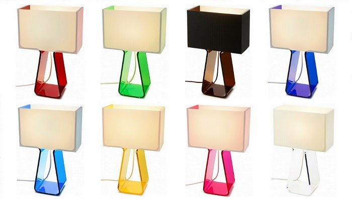 I Was Torn Between Getting The Green (my Favorite Color), Blue And Pink Table  Lamp. I Think The Green And Blue Lamp Is More Gender Neutral And Can Be ...