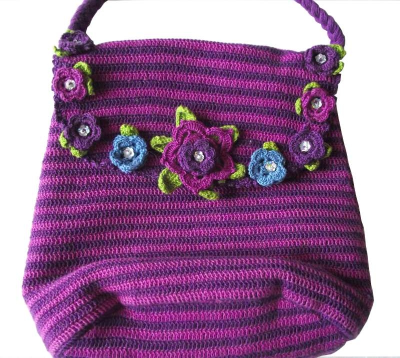 Crochet Pattern For Bucket Bag : Idees gia ola: 100 ???????? ??????? ??????? ?? ???????? ...