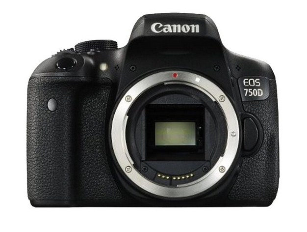 kamera canon eos 750d