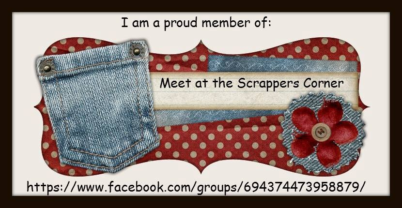 Member Of Meet At The Scrappers Corner