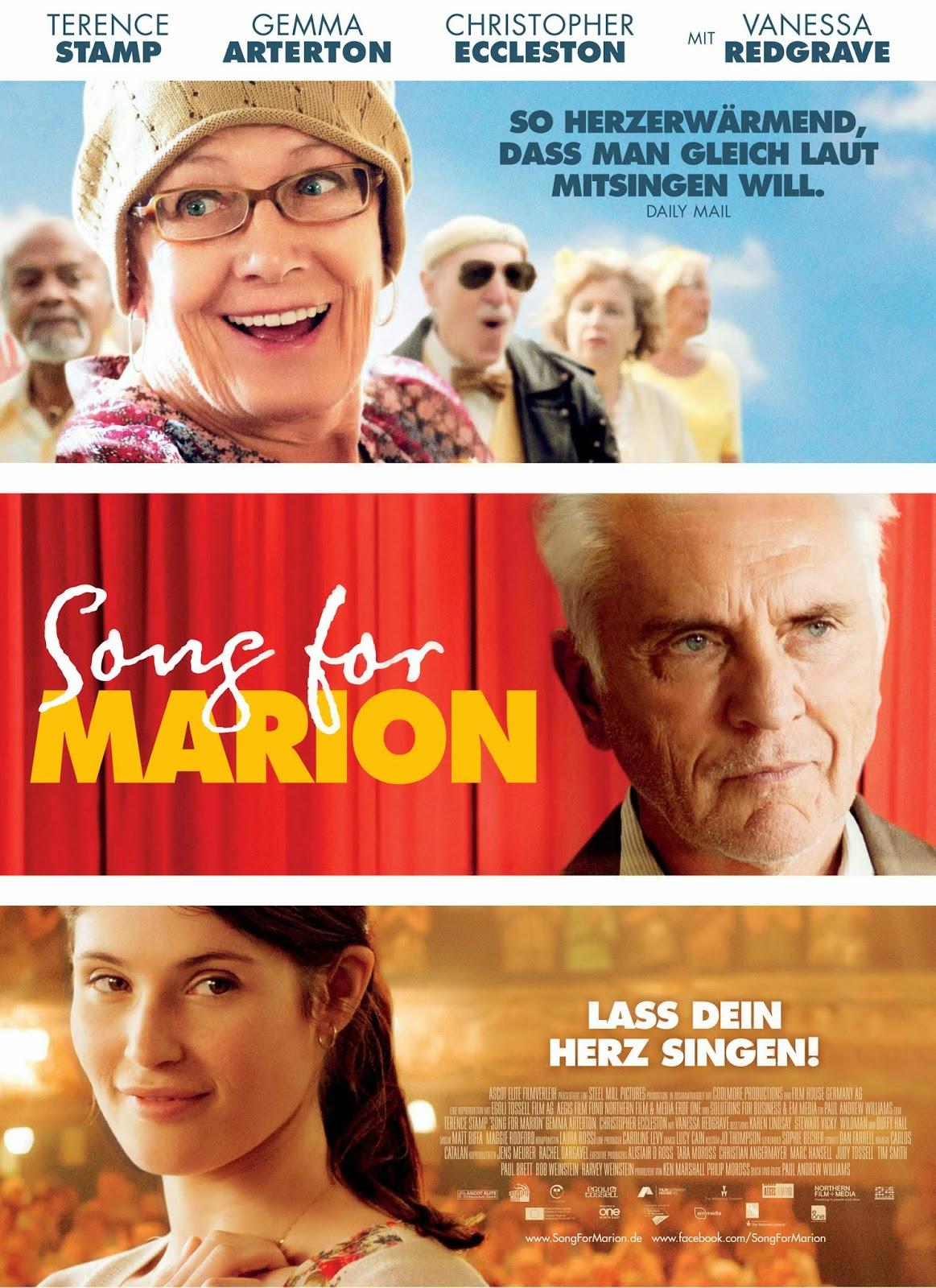 Una canción para Marion (2012)