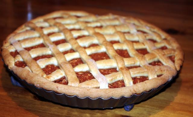 Pyszna szarlotka - ciasto z jabłkami z przepisu Bajcepsa