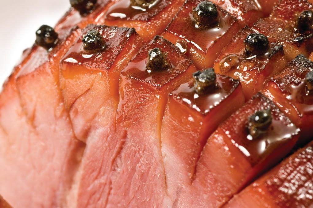 how to cut diamonds in ham