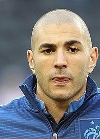 Profil Karim Benzema, Pemain Profesional Real Madrid