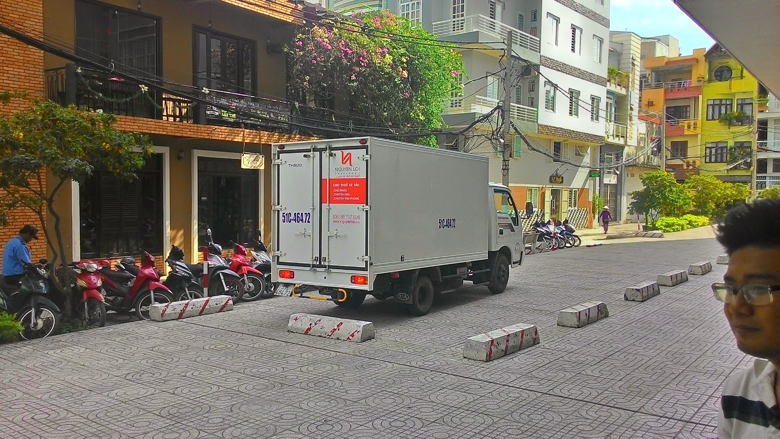 thuê xe tải 1 tấn 4