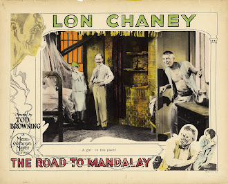 La sangre manda (1926)(The Road to Mandalay)