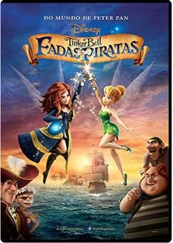 Download Tinker Bell Fadas e Piratas Dublado RMVB + AVI Torrent   Baixar Torrent