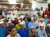Kenangan Ahli Jemaah bersama Imam Mekah