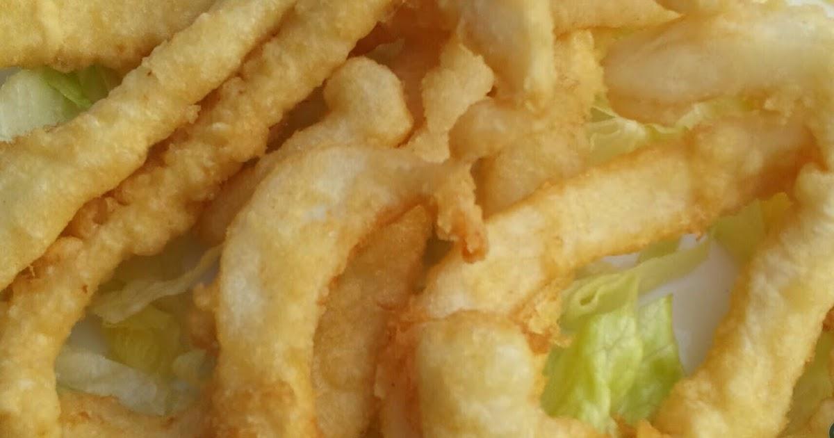 Cocina casera y rapida calamares rebozados i cbf - Cocina casera facil y rapida ...