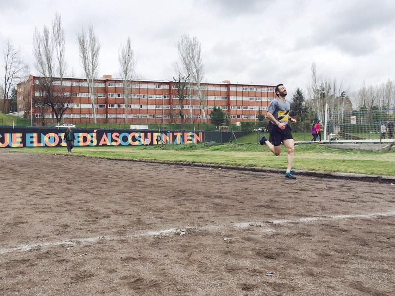 #SpringRunFaster #1Kchallenge Pista Atletismo Ciudad Universitaria