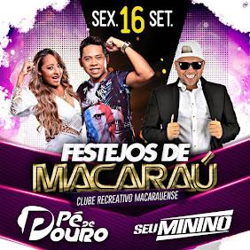 FESTEJOS DE MACARAÚ - 16 DE SETEMBRO