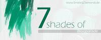Mitmachen: 7 shades of... Green!