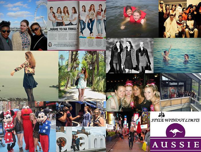 cosmobloggers, aussie, jenprozeny, soutěž s aussie, módní blogerka