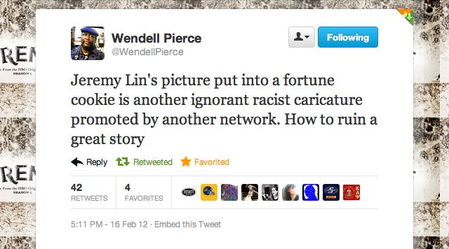 Wendell Pierce
