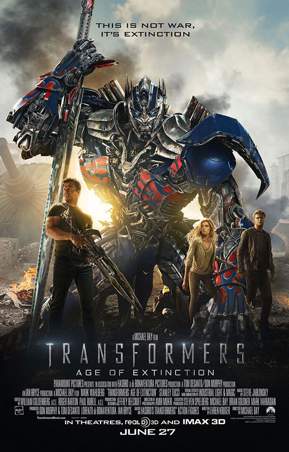TONTON ONLINE KOT Transformers 4 Age of Extinction 2014