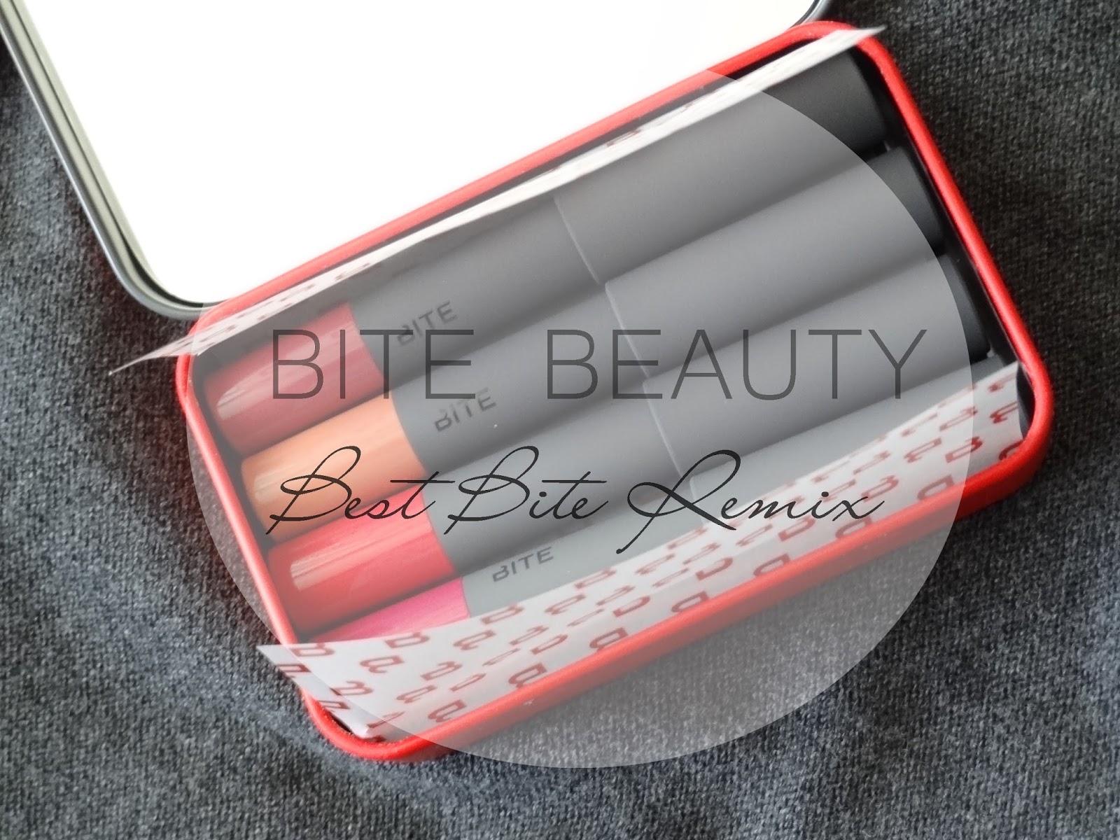 Bite Beauty Best Bite Beauty Remix Kit Holiday 2014