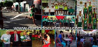 Várias atividades Esportivas marcam festa dos 10 anos da ONG Nova Baraúna