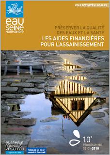 Assainissement Non Collectif Subventions France Les Aides Financières 2014 Normandie cliquez ici