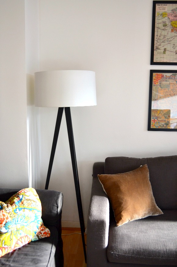 A Diary of Lovely: The new lamp
