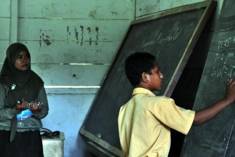 Uji Kompetensi Dasar Guru Honorer Disiapkan