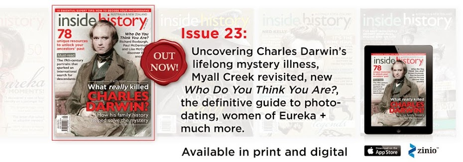 Inside History Magazine blog