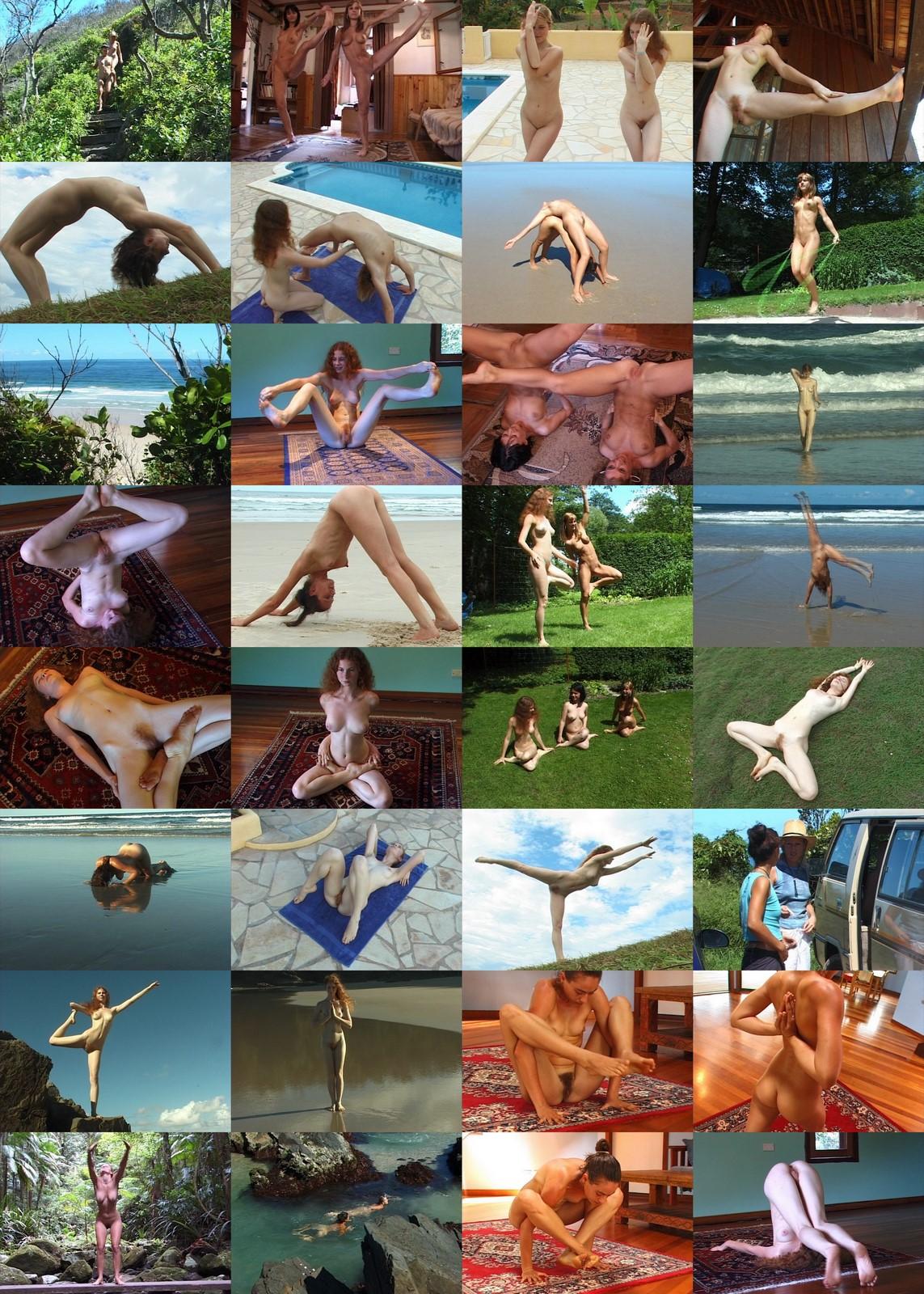 Visions of Yoga / Видения йоги.