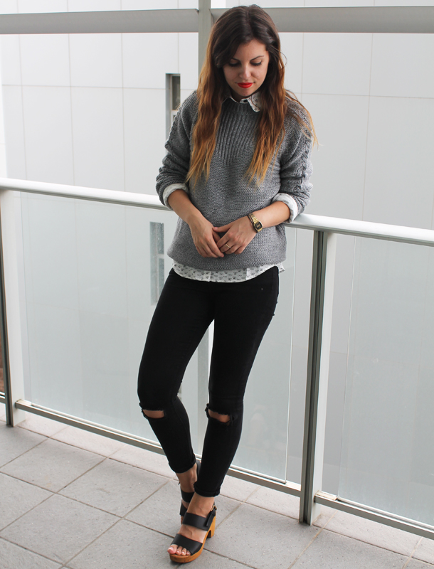 Sweet Monday, Outfit, La Redoute