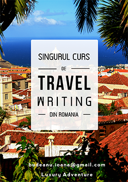 CURS DE TRAVEL WRITING