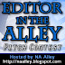Announcement - Editor in the Alley Contest with Krystal Wade of Curiosity Quills!