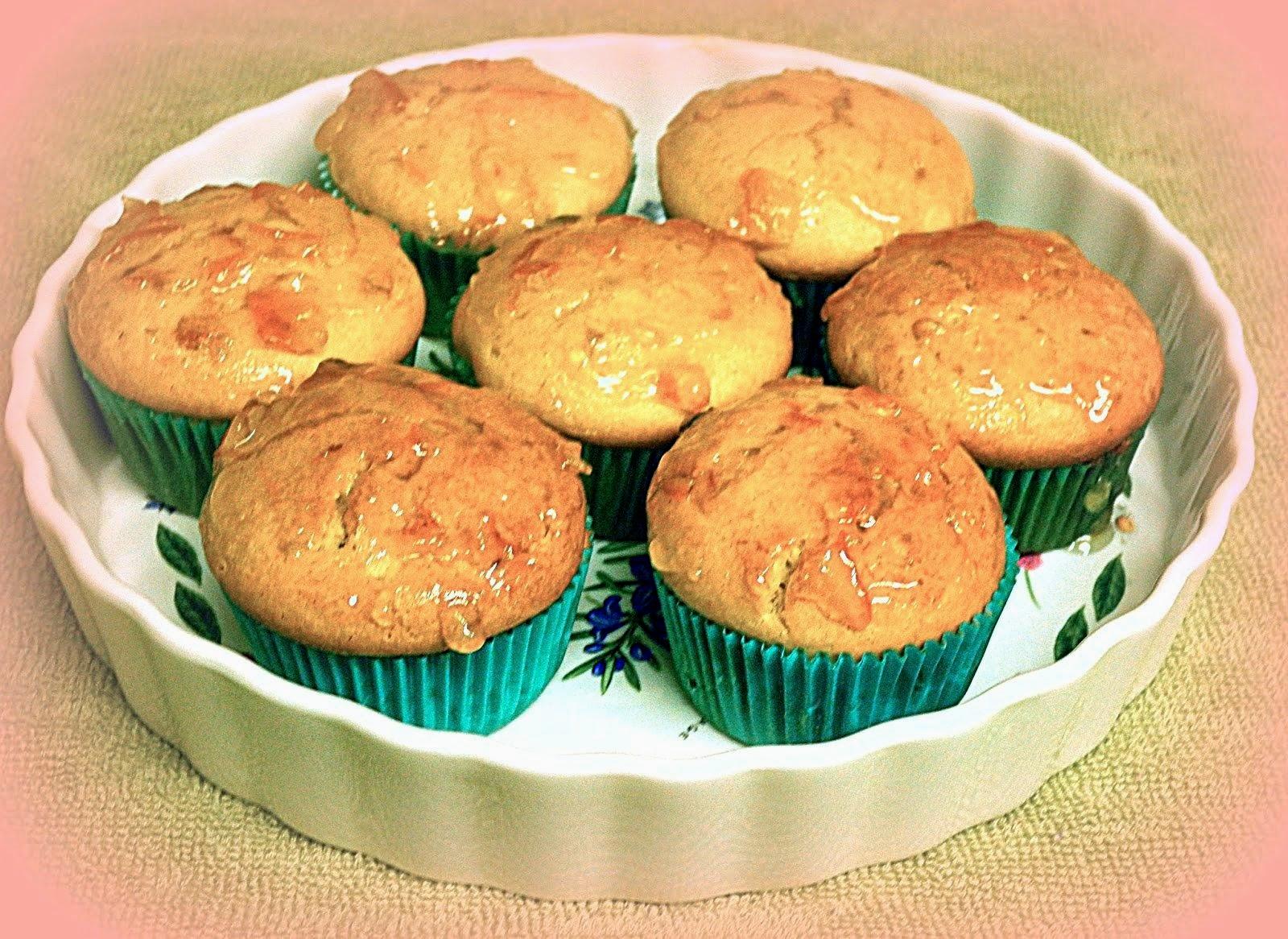 Sunshine Muffins GF