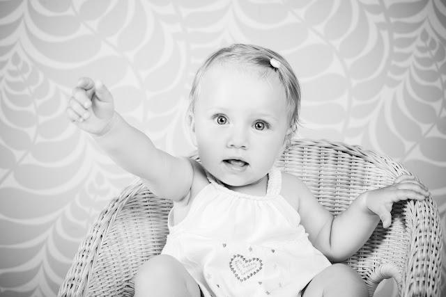 Niebieskooka - fotografia dziecięca