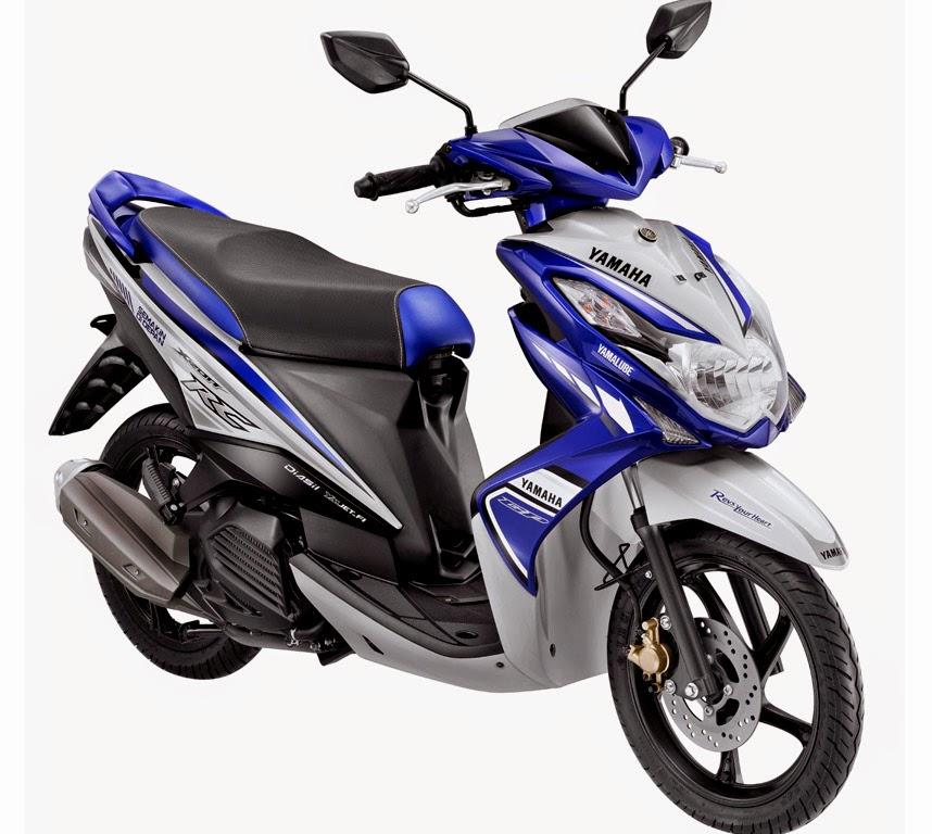 Yamaha Xeon 2014
