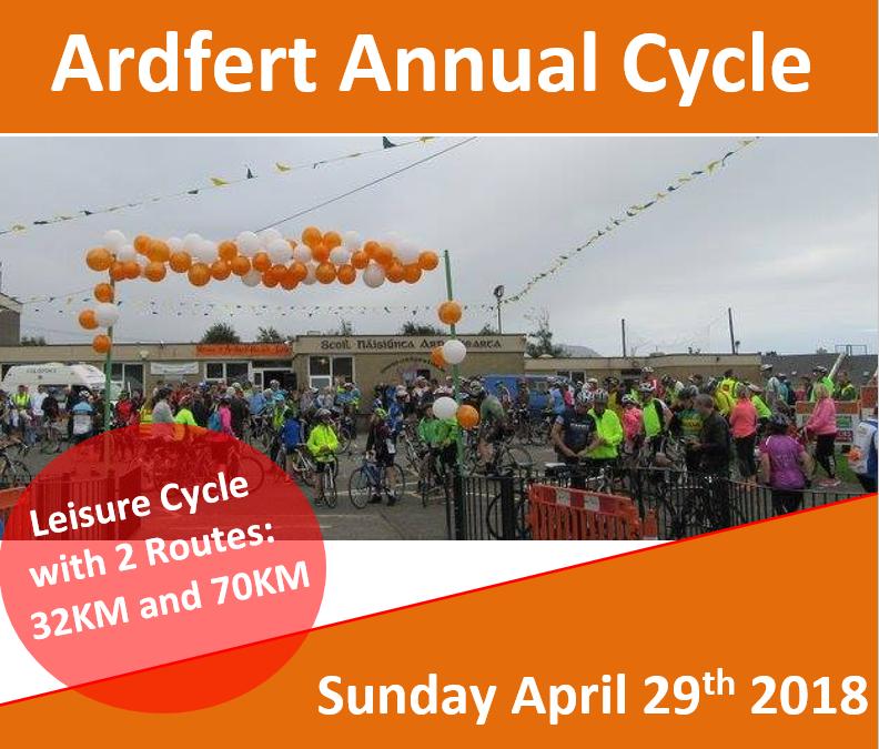 Ardfert Annual Cycle