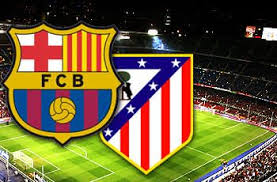 مشاهدة مباراة برشلونه واتلتيكو مدريد اليوم السبت 12/9/2015
