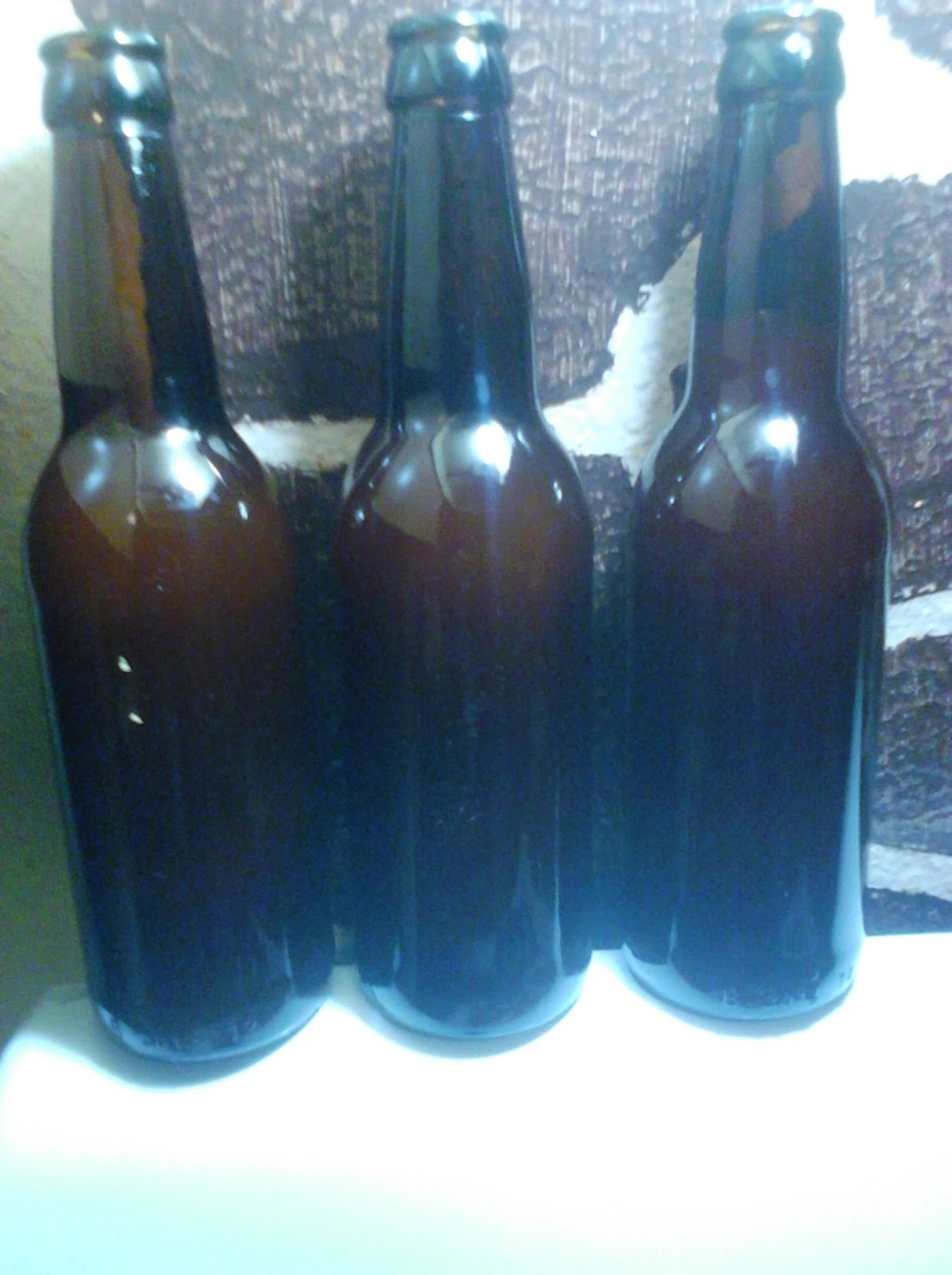 My beer in bottles pre-cap image