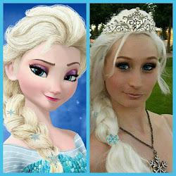 Eigenkreation Elsa