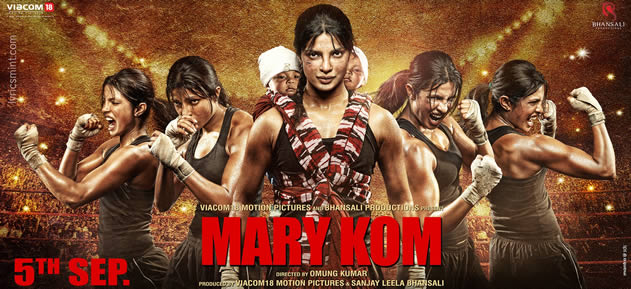 Mary Kom Songs Lyrics