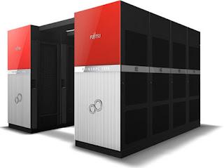 Суперкомпьютер Primehpc FX10 от Fujitsu