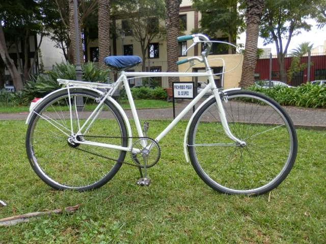 Bici de origen desconocido.
