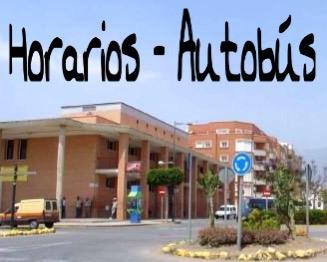 Horario Autobuses Almería Provincia