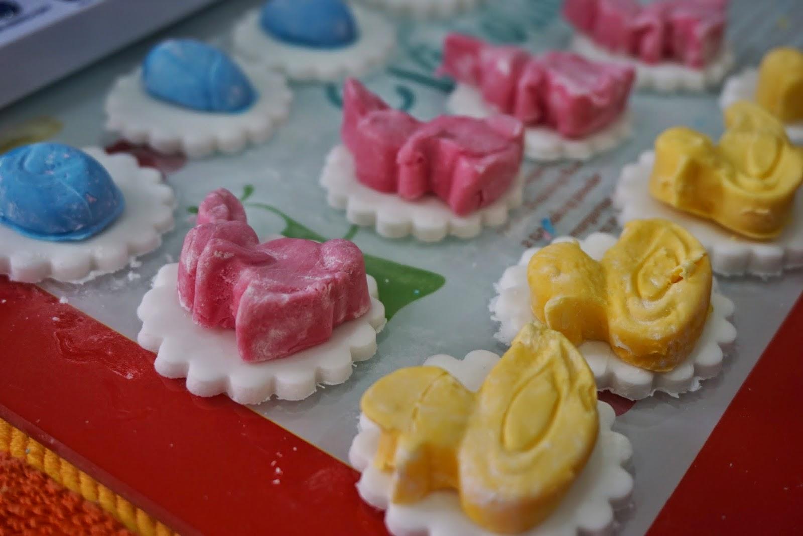 Easter Sugar craft decorations