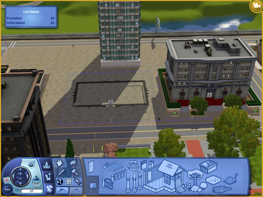 The Sims Depot Create A World Tips And Tricks How To Build Apts